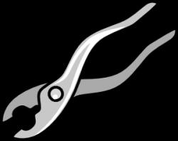 Mechanical clipart pliers
