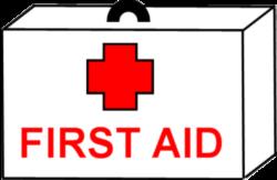 Fist clipart aid kit