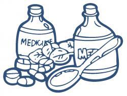 Medicine clipart safe
