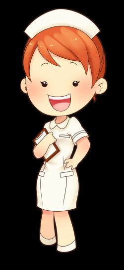 Nurse clipart cute