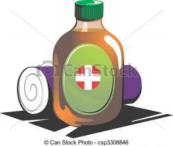 Medicinal clipart antiseptic