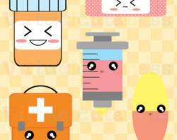 Medicinal clipart cute