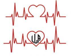 Nurse clipart heart rhythm
