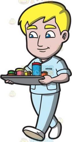 Medicinal clipart medical assistant