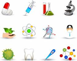 Medicinal clipart medical research