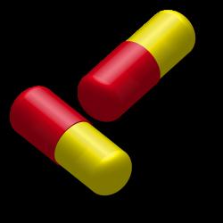 Medicinal clipart medicine tablet