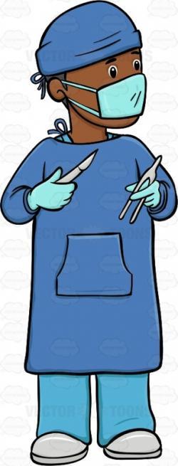 Medicinal clipart surgery tool
