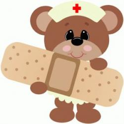 Medicinal clipart teddy bear