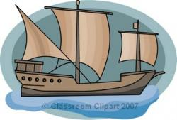 Medieval clipart boat