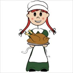 Medieval clipart cook