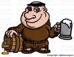 Beer clipart caricature