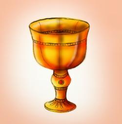 Goblet clipart medieval