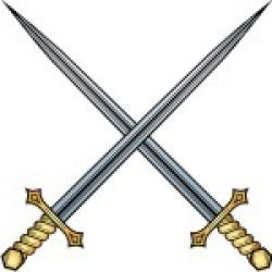Renaissance clipart medieval sword
