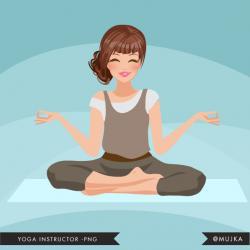 Zen clipart baby yoga