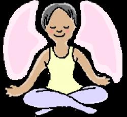 Meditation clipart mindfulness