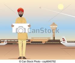 Meditation clipart sikh