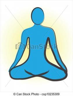 Meditation clipart spirituality