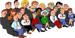 Meeting clipart community