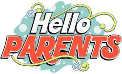 Hello! clipart parent