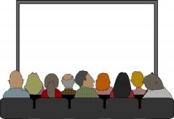 Audience clipart public meeting