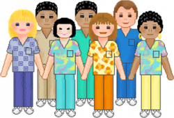 Meeting clipart nursing staff