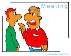 Panels clipart fun meeting