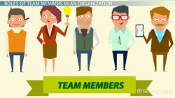 Meeting clipart role responsibility