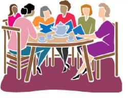 Meeting clipart study group