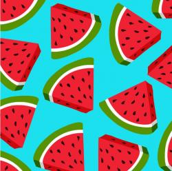 Wallpaper clipart watermelon