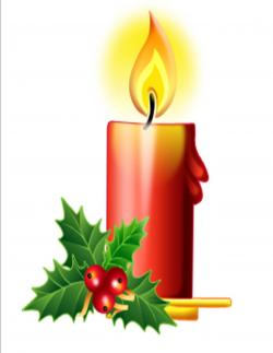 Misc clipart holiday candle