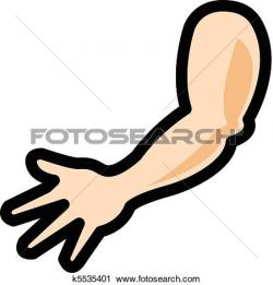 Shoulder clipart human hand