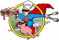 Bacon clipart person