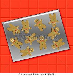 Denmark clipart cookie tray