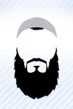 Lion clipart beard