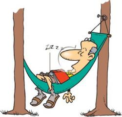 Resting clipart retirement