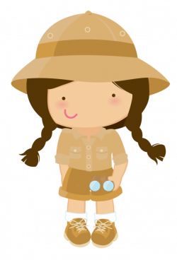 Safari clipart safari guide
