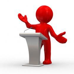 Presidents clipart speech contest
