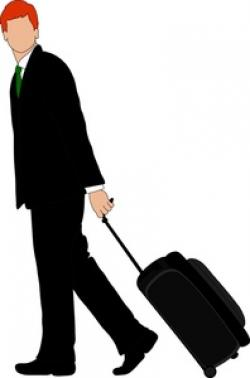 Travel clipart business travel