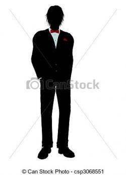 Men clipart tuxedo