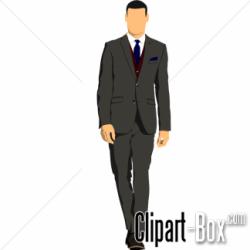 Man clipart tuxedo