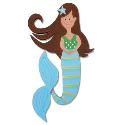 Mermaid clipart toddler