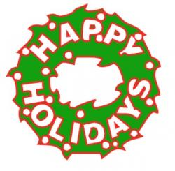 Holydays clipart happy holiday