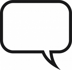 Saying clipart speech bubble