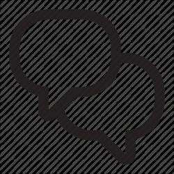 Message clipart dialogue
