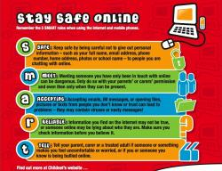 Message clipart e safety