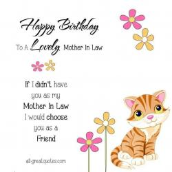 Message clipart happy birthday mom