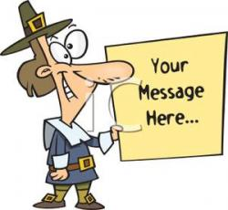 Message clipart message board
