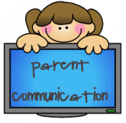 Message clipart school communication