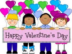 Message clipart valentine's day