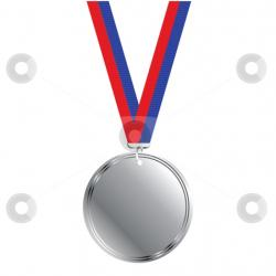 Silver clipart silver medal